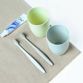 ✭米菈生活館✭【P416】簡約清新刷牙杯 圓形 漱口杯 塑料 水杯 洗漱 杯子 刷牙 牙缸 情侶 居家