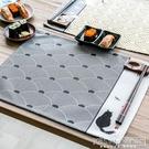 文藝日式和風棉麻布藝餐墊家用防燙隔熱墊餐布巾杯墊桌巾餐桌墊盤碗墊『新佰數位屋』