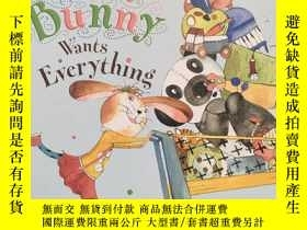 二手書博民逛書店Betty罕見Bunny Wants EverythingY437908 Richard Platt DK P
