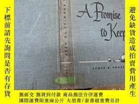 二手書博民逛書店a罕見promise to keepY271632 james
