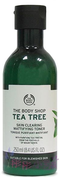 The Body Shop Tea Tree系列 茶樹淨膚調理水 250ml 美國進口 新包裝【彤彤小舖】