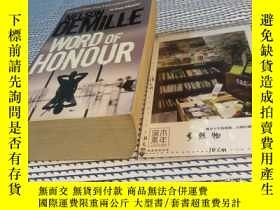 二手書博民逛書店英文原版罕見word of honour 【存於溪木素年書店】Y