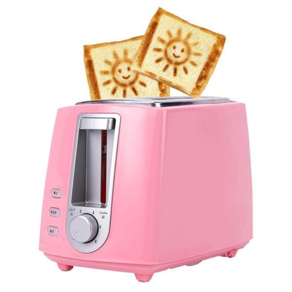 麵包機 多士爐烤面包機家用早餐吐司機 全自動迷你土司機 宇美樂 HT-8108  mks阿薩布魯
