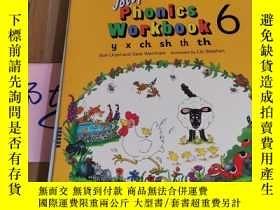 二手書博民逛書店Jolly罕見Phonics Workbook 6[英文繪本]Y246305 見圖 見圖 ISBN:97818