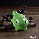 陶笛 6孔造型烏龜系列 初學者多色可選 零基础  FR12969『男人範』