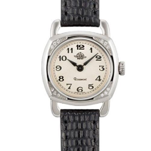 Rosemont 玫瑰錶迷你版玫瑰系列時尚腕錶 TRS-029-03-BK