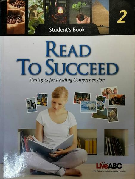 (二手原文書)Read to succeed (2)