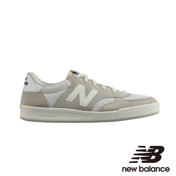 【New Balance】復古鞋 CRT300CH-D 中性 米白(請參考男性尺碼)