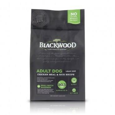 【BLACKWOOD】柏萊富特調低卡保健配方雞肉+糙米-15磅(6.8kg)