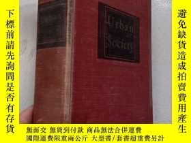 二手書博民逛書店GISTG罕見HALBERT Urban SocietyY10445 ASSOCIATE PROFESSOR