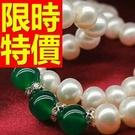 珍珠項鍊情人節禮物飾品優雅個性-非凡個性別緻母親節禮物首飾53pe3【巴黎精品】