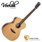 Veelah 吉他 VOSM 雲杉木 民謠吉他 贈調音器+配件包 OM桶身 台灣公司貨【木吉他】