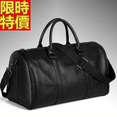 旅行袋-肩背歐美時尚商務出差大容量男手提包66b4[巴黎精品]