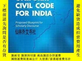 二手書博民逛書店【罕見】2015年出版 Uniform Civil Code F