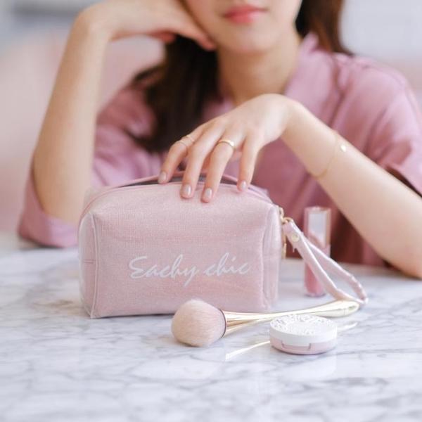 化妝包女便攜收納袋時尚隨身洗漱包【匯美優品】