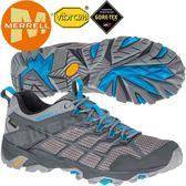 Merrell 77449 Moab FST 2 Gore-Tex 男GTX運動健行鞋 登山鞋/郊山鞋/健走慢跑鞋