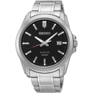 SEIKO 精工 CS系列大三針石英錶-黑/41mm 7N42-0GD0D(SGEH49P1)