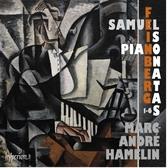 【停看聽音響唱片】【CD】費因伯格:鋼琴奏鳴曲1-6號 馬克.安卓.艾莫林 鋼琴