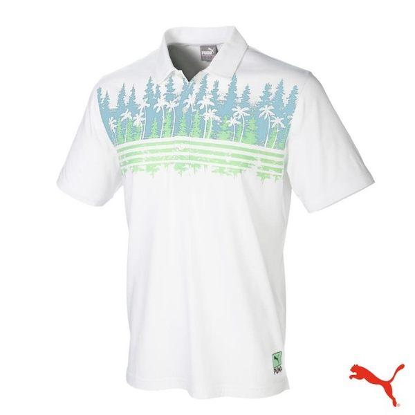 PUMA GOLF Pines Polo 高爾夫球系列短袖 RICKIE 578189 01