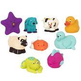【美國B.Toys】海星與朋友們(9pcs)