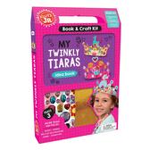 [KLUTZ JR.]My Twinkly Tiaras 小公主的創意皇冠