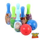 《 Disney 迪士尼 》玩具總動員4 保齡球組╭★ JOYBUS玩具百貨