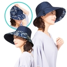 SHADAN強效防紫外線涼感雙樣帽 (頭圍最大約58cm)