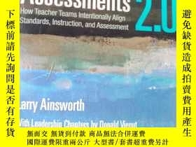 二手書博民逛書店Common罕見Formative Assessments 2.