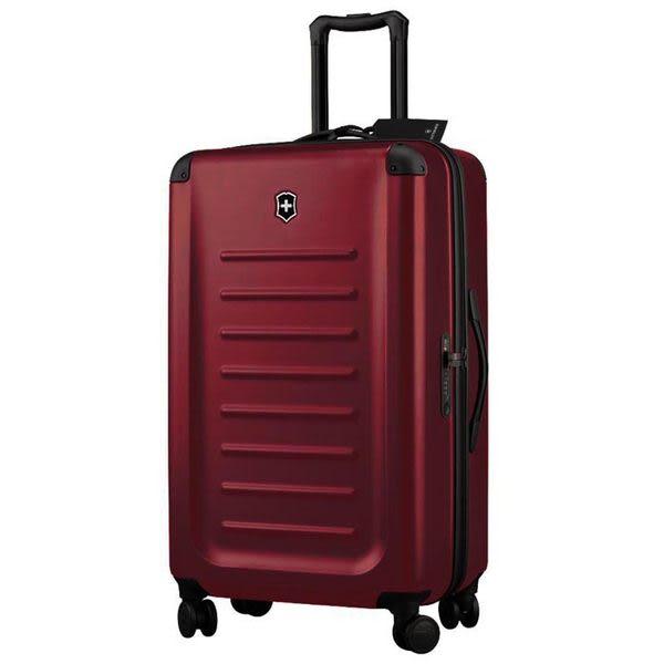 VICTORINOX 維氏 Spectra 2.0輕量級霧面29吋硬殼行李箱-紅/黑任選