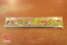 SANRIO × toripicals 三麗鷗家族 熱帶水果鳥 15公分鐵邊尺 直尺 KRT-217222