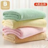 嬰兒浴巾新生兒童寶寶洗澡巾比純棉紗布吸水超柔毛巾初生秋冬款厚 第一印象