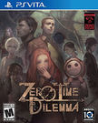 PSV Zero Time Dilemma 極限逃脫 時刻困境(美版代購)