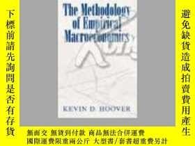 二手書博民逛書店The罕見Methodelogy of Empirical Ma