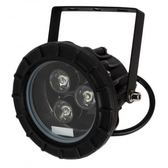 LED 3珠圓形投射燈(暖白光)