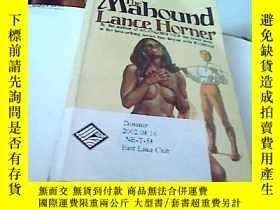 二手書博民逛書店英文原版罕見The mahound--lance horner1