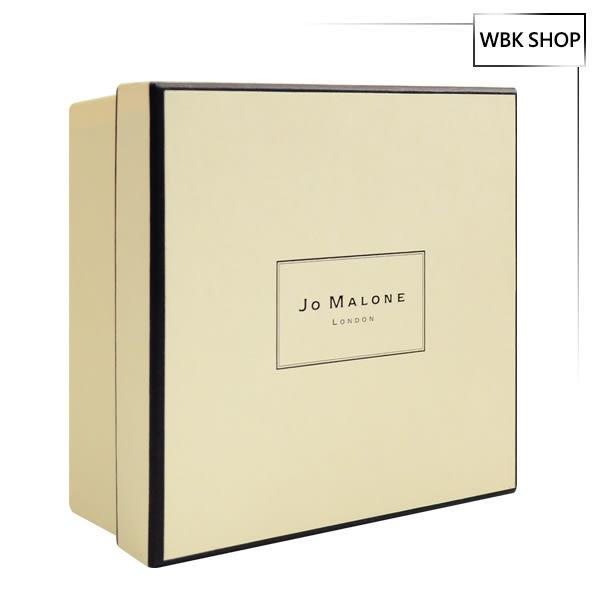 Jo Malone 原裝正方禮盒(米黃)-適用身體乳霜175ml (1入) - WBK SHOP