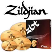 【敦煌樂器】ZILDJIAN ZBTP390A ZBT 銅鈸套組 五片裝