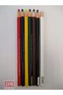 [利百代] 7600紙捲油蠟筆(12入盒裝)