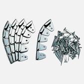 「野球魂中壢店」--日本「MIZUNO」野手用金屬護鞋套(2ZK-13800)