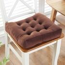 防滑棉花坐墊椅墊學生加厚榻榻米屁股墊教室方形凳子坐墊 黛尼時尚精品