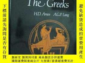 二手書博民逛書店英文原版罕見These Were The Greeks 插圖本Y