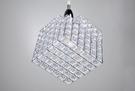現代簡約菱形吊燈-BNL000105