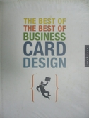 【書寶二手書T5/廣告_QEB】The best of the best of business card design
