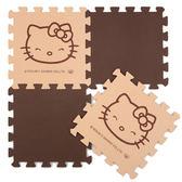 地墊。Hello Kitty卡通拼圖地墊 環保EVA泡沬地墊/ 嬰兒爬行墊/巧拼(AF40302)