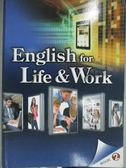 【書寶二手書T1/語言學習_XBY】English for Life & Work-Book 2_AMC Group_附光碟
