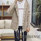 品牌設計 編織交叉 風格 外套 針織外套 潮牌 大牌 設計 剪裁系列 外套 獨特 大衣 長板 找到自己