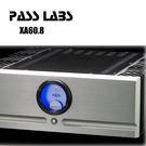【新竹音響勝豐群】美國PASS XA60.8 單聲道後級擴大機 創造難以超越的高峰!