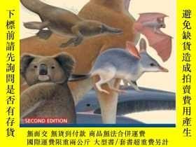 二手書博民逛書店A罕見Field Guide To The Mammals Of Australia-澳大利亞哺乳動物野外指南
