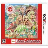 【軟體世界】3DS 符文工廠 4 《日文BEST版》(日規主機專用)