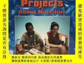 二手書博民逛書店Health罕見Science Projects About N